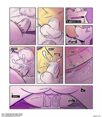 Hopes And Dreemurrs 2 comic porn sex 009