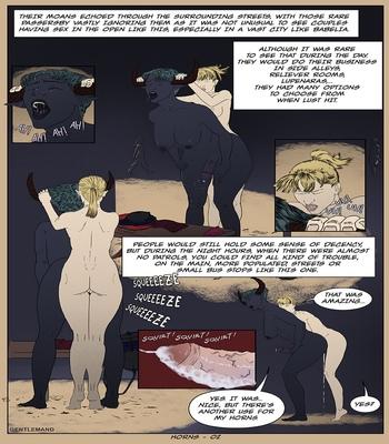 Horns 2 free sex comic