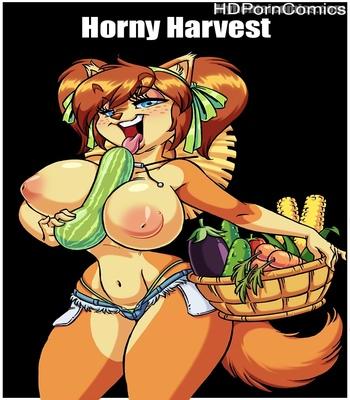 Porn Comics - Horny Harvest