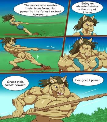 Horse-Tug-Of-War 2 free sex comic