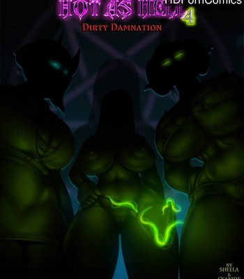 Porn Comics - Hot As Hell 4 – Dirty Damnation