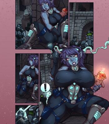 Porn Comics - Hourglass Idol