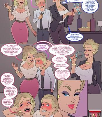House Arrest comic porn sex 004