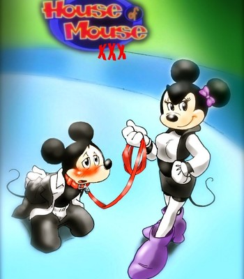 House Of Mouse XXX comic porn sex 001