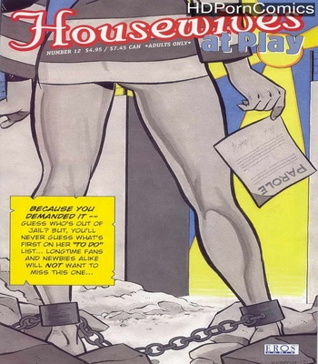 Porn Comics - Housewives At Play 12 – I Do