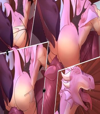 How To TF A Dragon comic porn sex 005