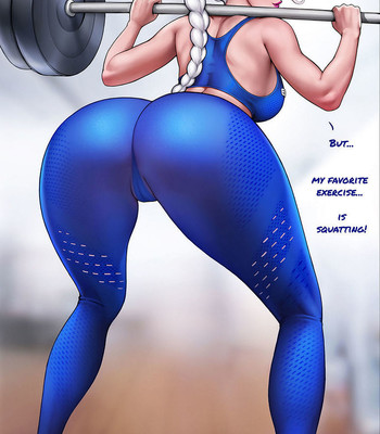 How To Train Your Ass With Elsa comic porn sex 007