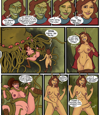 I Have A Bad Feeling comic porn sex 010