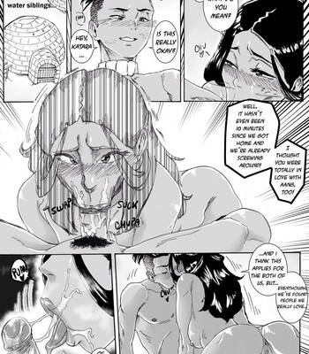 Ice Cold Siblings comic porn sex 001