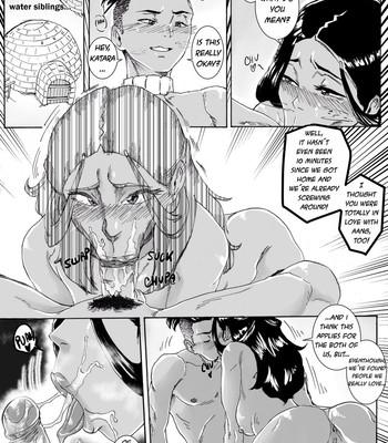 Porn Comics - Ice Cold Siblings
