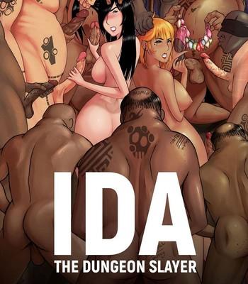 Porn Comics - Ida The Dungeon Slayer