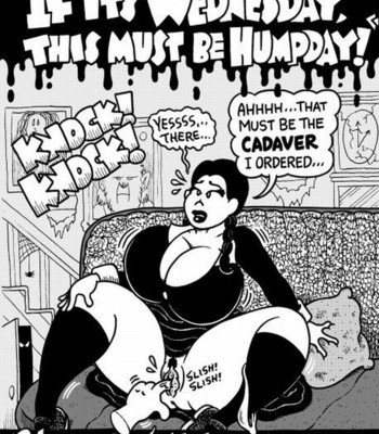 If It's Wednesday, This Must Be Humpday! comic porn sex 002