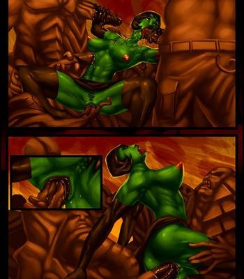 Ikra vs The Minions comic porn sex 002