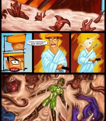 Ikra vs The Minions comic porn sex 007