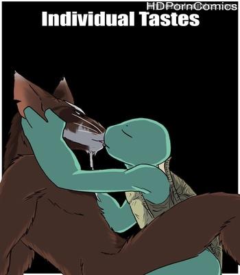 Porn Comics - Individual Tastes