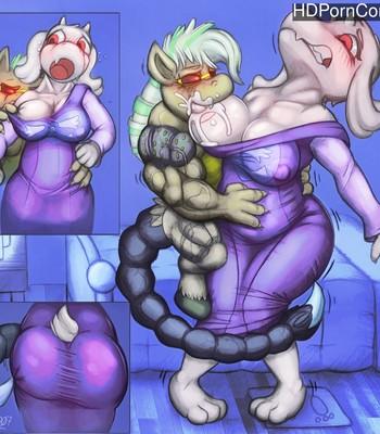 Porn Comics - Infected Toriel