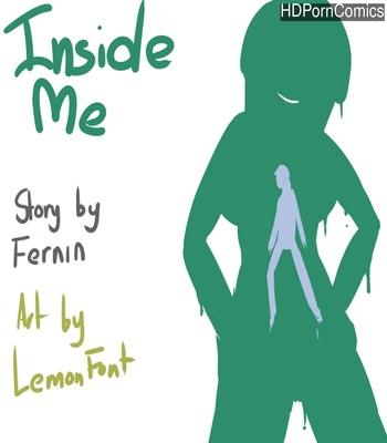 Porn Comics - Inside Me Futanari