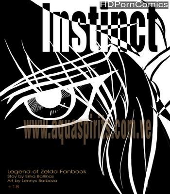 Porn Comics - Instinct