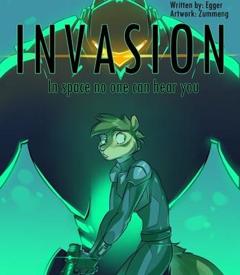 Porn Comics - Invasion