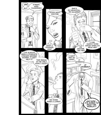 Invisible Sex Maniac – ISM Begins comic porn sex 002