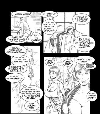 Invisible Sex Maniac – ISM Begins comic porn sex 003