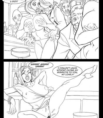 Invisible Sex Maniac – ISM Begins comic porn sex 016