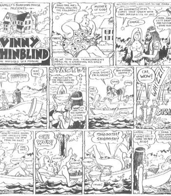 Invisible Sex Maniac – Vinny Shinblind comic porn sex 003