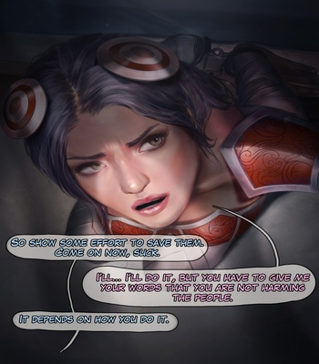 Irelia-The-Prisoner 12 free sex comic