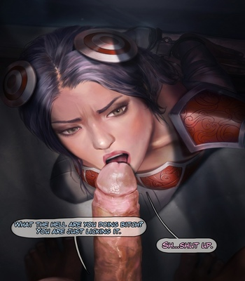 Irelia-The-Prisoner 16 free sex comic