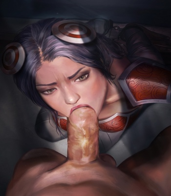 Irelia-The-Prisoner 19 free sex comic