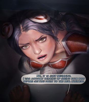 Irelia-The-Prisoner 24 free sex comic