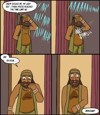 Ironbound 15 free sex comic