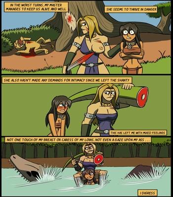Ironbound 18 free sex comic