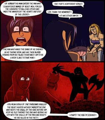 Ironbound 23 free sex comic