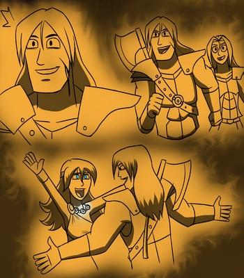Ironbound 26 free sex comic