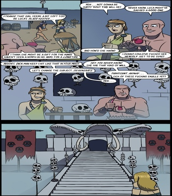 Ironbound 34 free sex comic
