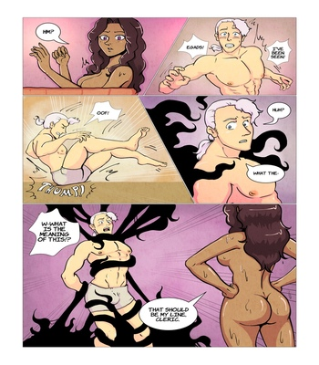 Isadore 4 free sex comic