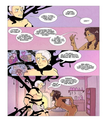 Isadore 6 free sex comic