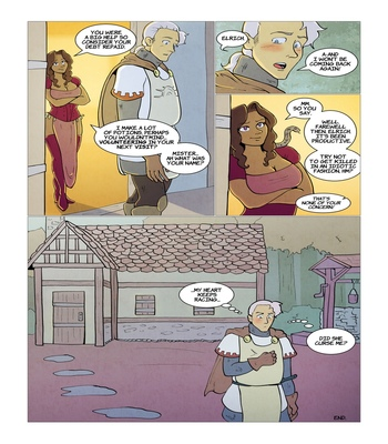 Isadore 16 free sex comic
