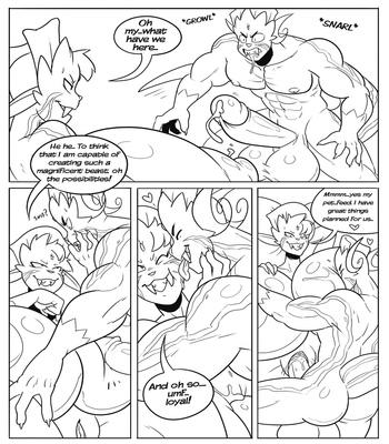 Iva-Meets-Blue 18 free sex comic