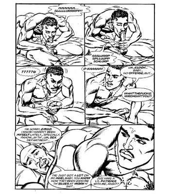 Jail Trade Unleashed comic porn sex 004