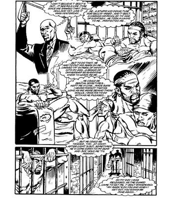 Jail Trade Unleashed comic porn sex 012