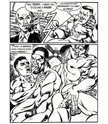 Jail Trade Unleashed comic porn sex 014