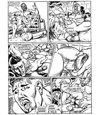 Jail Trade Unleashed comic porn sex 017