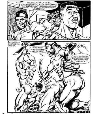 Jail Trade Unleashed comic porn sex 019