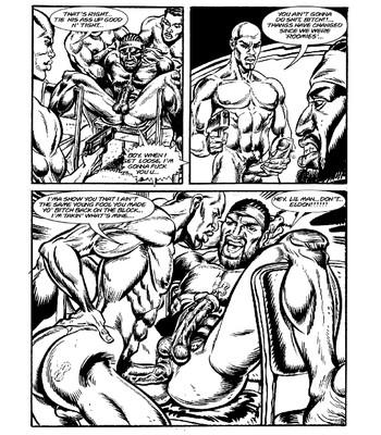 Jail Trade Unleashed comic porn sex 024