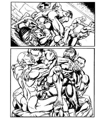 Jail Trade Unleashed comic porn sex 026