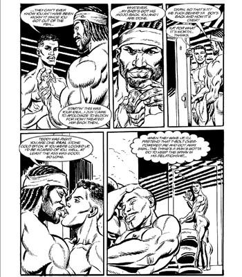 Jail Trade Unleashed comic porn sex 030