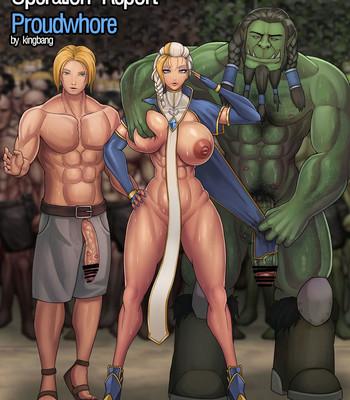 Porn Comics - Jaina Proudwhore