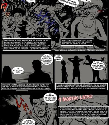 Japanese Magic 1 – No Surrender, Demons Be Dammed comic porn sex 003